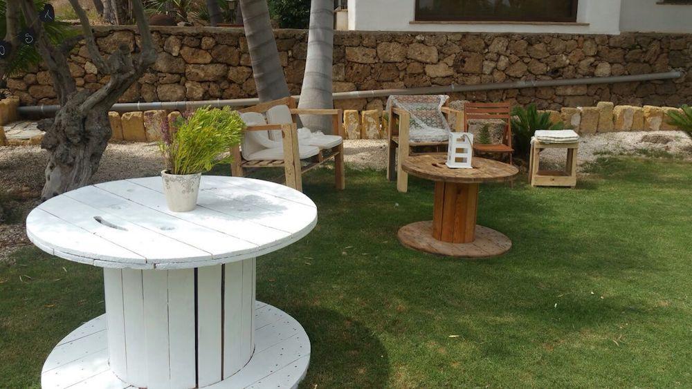 Comprar muebles de palets de jard n en m laga muebles de palets - Muebles de jardin malaga ...